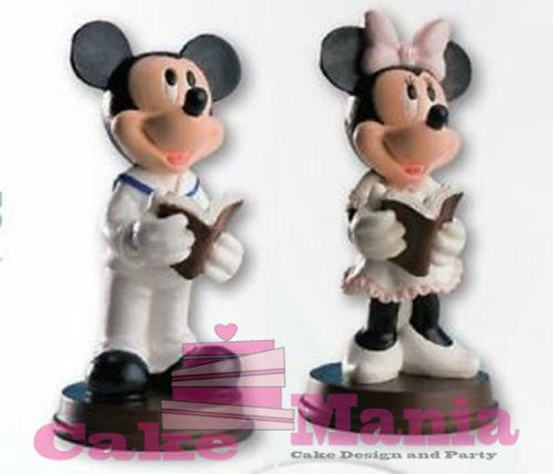 Cakemania decorazioni in plastica for Decorare la stanza di minnie e topolino